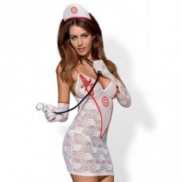 Medica Robe et Stétoscope -...