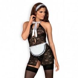 Servgirl Costume 5 pcs -...