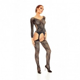 Onixx Bodystocking - Noir