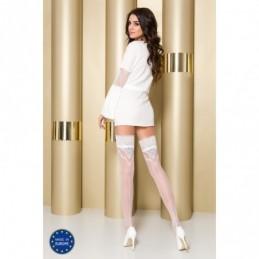ST108 Bas 20 DEN - Blanc