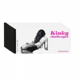 Chequier Kinky challenges...