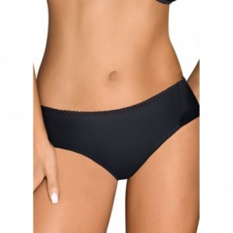 Basic Black Tanga V-5788